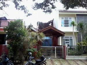 renovasi villa serpong